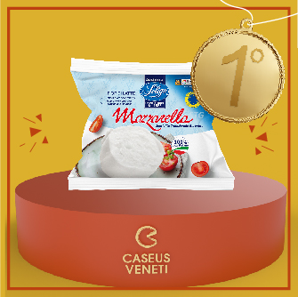 Mozzarella STG Soligo - Premio Caseus 2021