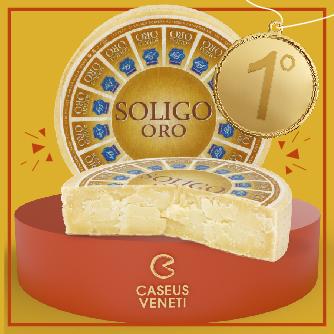 Soligo Oro - Premio Caseus 2021